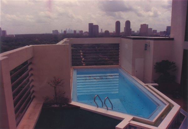 Landmark Architects Inc The St Clair Pool